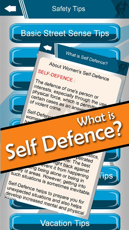 ef288efda757c3 Perfect Self Defence app for Android - APK Download