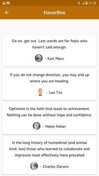 Perfect Quotes screenshot 3