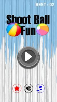 Shoot Ball Fun poster