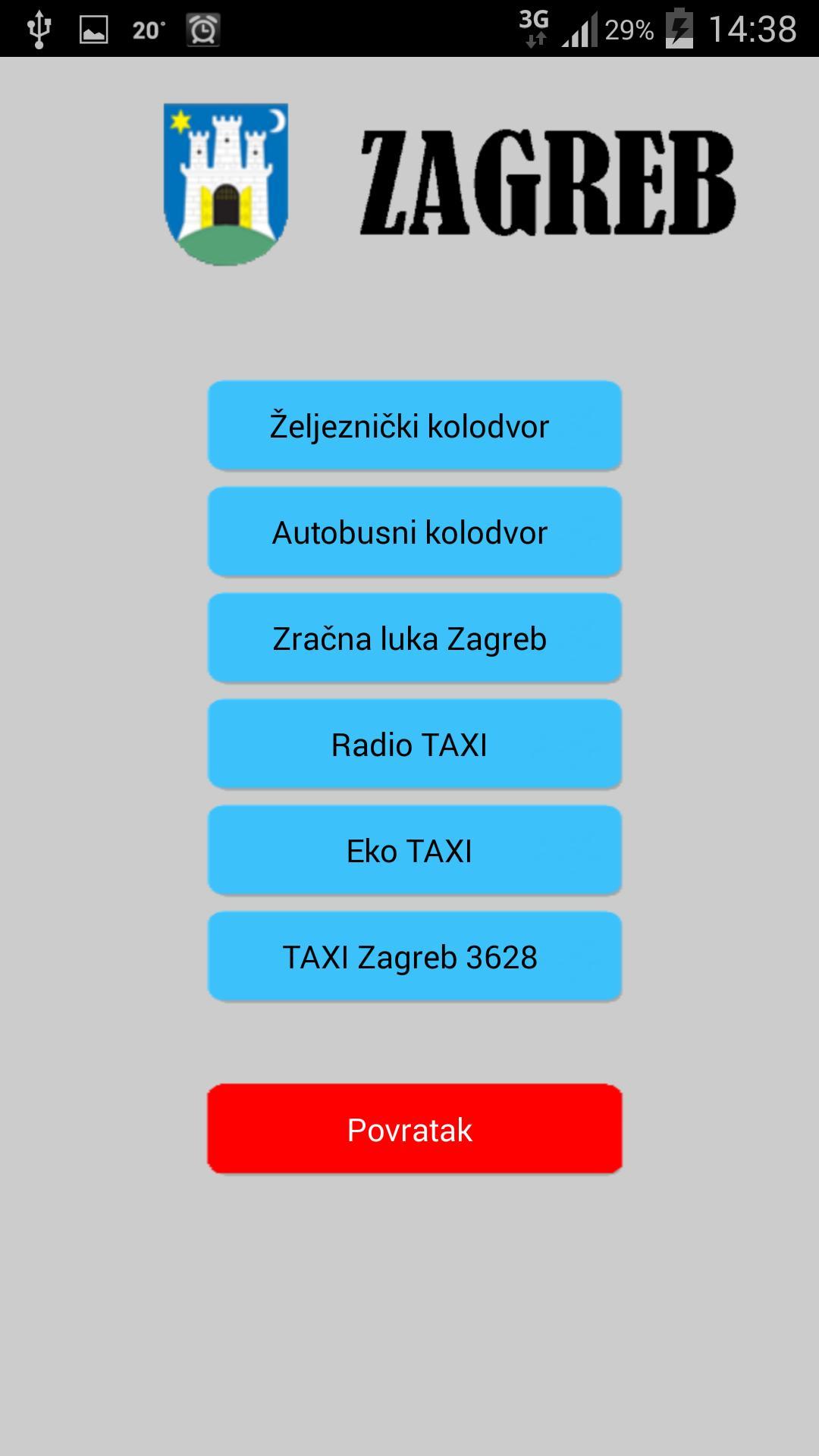 Hitni Brojevi U Rh For Android Apk Download
