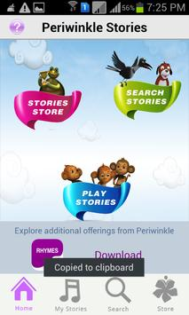 Periwinkle Stories poster