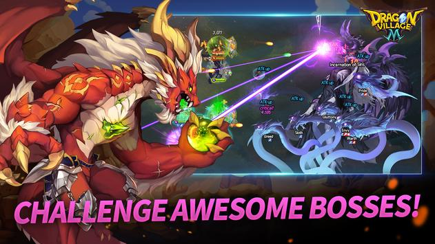 Dragon Village M Ekran Görüntüsü 4