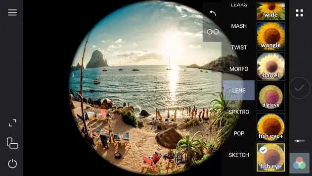 مؤثرات الكاميرا Camering Lite تصوير الشاشة 1