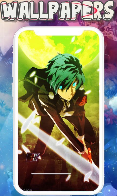 Persona 3 Dancing in Moonlight Wallpapers HD for Android - APK Download