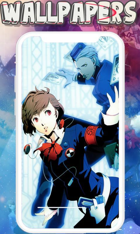 Persona 3 Dancing In Moonlight Wallpapers Hd For Android