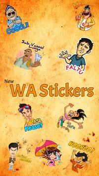 WAStickersApp poster