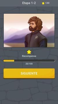Westeros Quiz screenshot 3