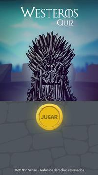 Westeros Quiz poster