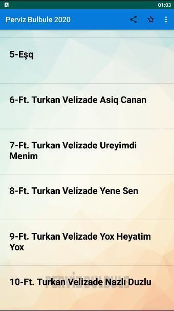 Internetsiz Mahnilar Perviz Bulbule 2020 For Android Apk Download