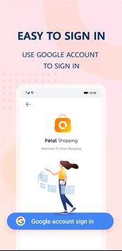 Petal Shopping تصوير الشاشة 5