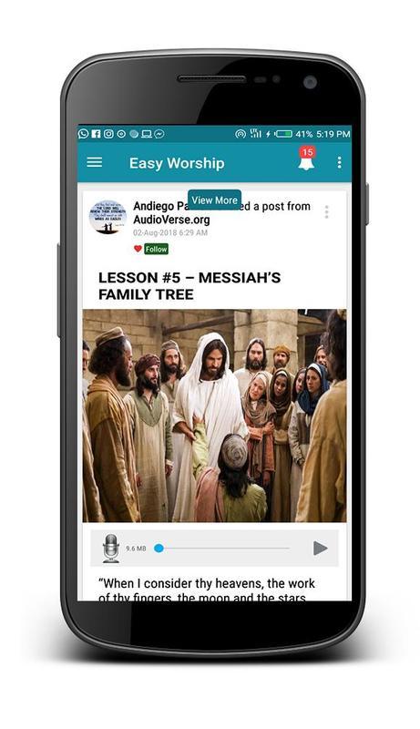easyworship 7 bibles download