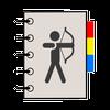 Archery Score Keeper ícone