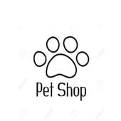 pet shop logo design ideas icon