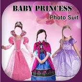 Baby Princess Photo Montage icon