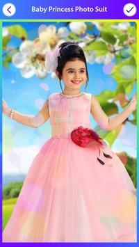 Baby Princess Photo Montage screenshot 4