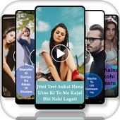Dialogue Full Screen Video Status - Lyrical Status icon