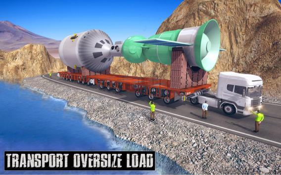 Oversized Cargo Transporter screenshot 10