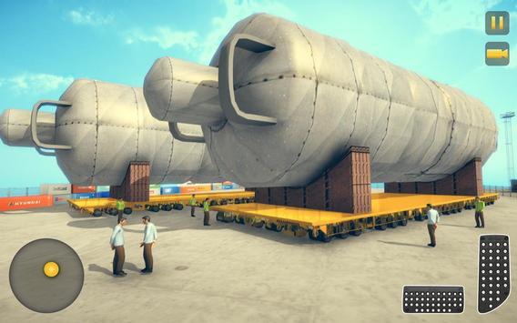 Oversized Cargo Transporter screenshot 4