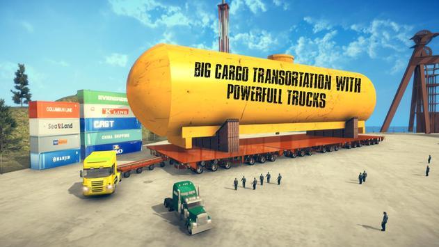 Oversized Cargo Transporter screenshot 6