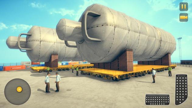 Oversized Cargo Transporter screenshot 9