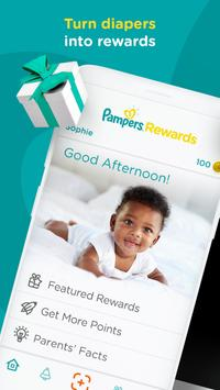 Pampers Club poster
