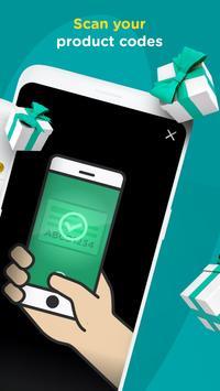 Pampers Rewards screenshot 1