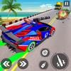 Police Car Racing Simulator: Traffic Shooting Game 图标