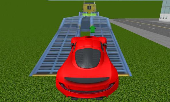 real racing cars cargo plane screenshot 10