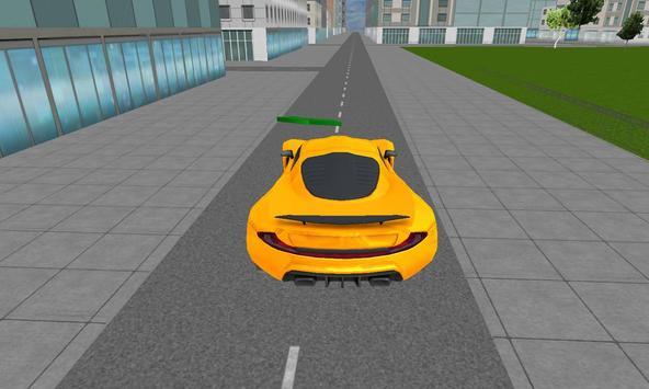 real racing cars cargo plane screenshot 1
