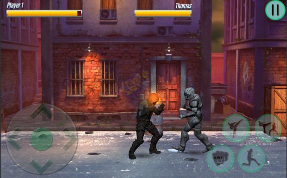 ultimate fighter street champion screenshot 2
