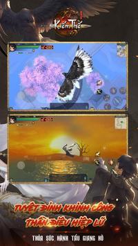 Kiếm Thế Mobile ảnh chụp màn hình 6