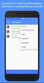 FCyT App capture d'écran 3