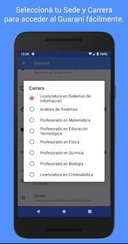 FCyT App capture d'écran 2
