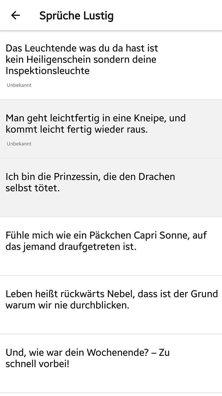 Sprüche Zitate Sprichwörter For Android Apk Download