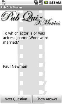Pub Quiz Movies Free screenshot 4
