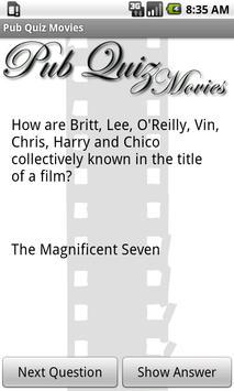 Pub Quiz Movies Free screenshot 5