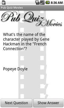 Pub Quiz Movies Free screenshot 3