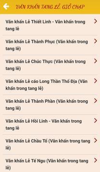 Văn Khấn - trọn bộ văn khấn cổ truyền screenshot 2
