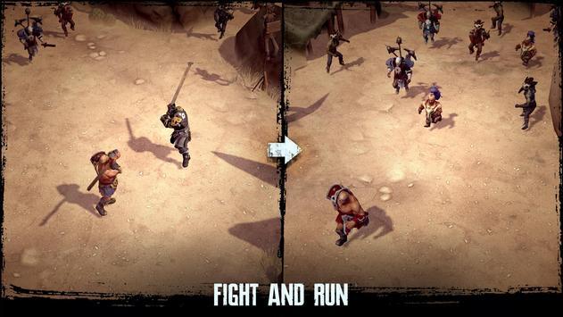 Exile Survival – Craft, build, fight with monsters captura de pantalla 5