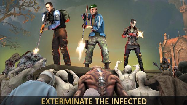 Live or Die: Zombie Survival Pro screenshot 10