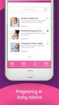 Emma's Diary: Pregnancy App UK screenshot 7