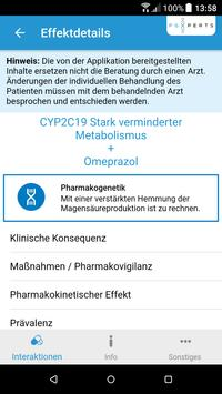 PGXperts InteraktionsCheck screenshot 4