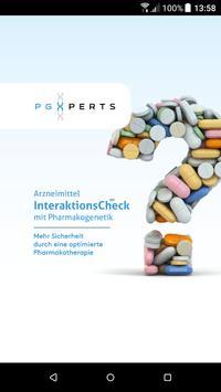 PGXperts InteraktionsCheck poster