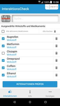 PGXperts InteraktionsCheck screenshot 3