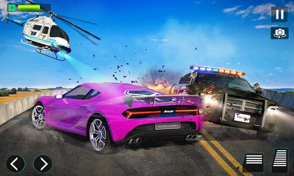 Police Helicopter Simulator : City Police Chase poster