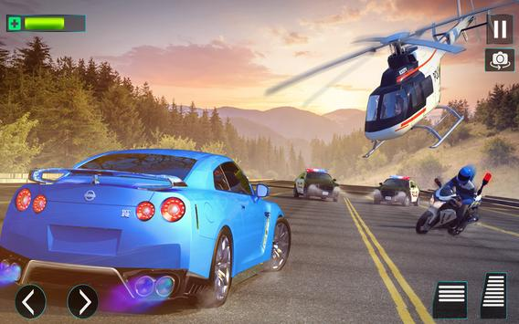 Police Helicopter Simulator : City Police Chase screenshot 7