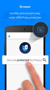 Phantom.me: Complete mobile privacy and anonymity screenshot 2