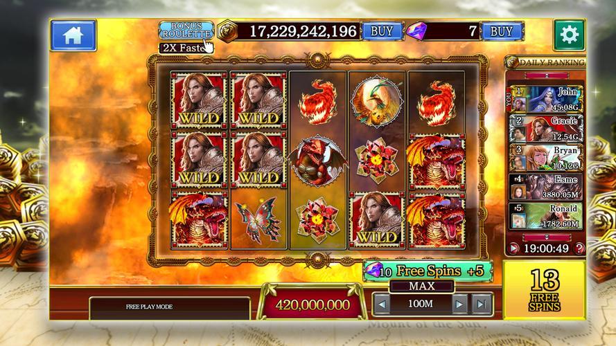 Casino slots no deposit