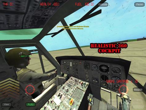 Gunship III FREE screenshot 14