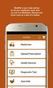 MediMe poster